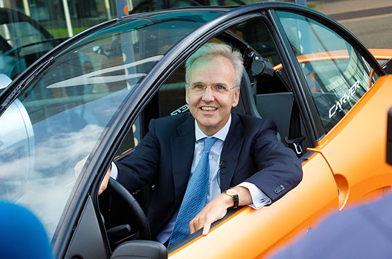 Elektrische stadsvoertuigen producent Carver naar de NPEX-effectenbeurs met 8% obligatielening