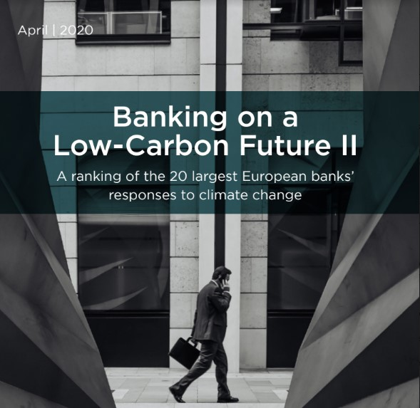 Only 35% of European banks claim to have Paris-aligned climate strategy