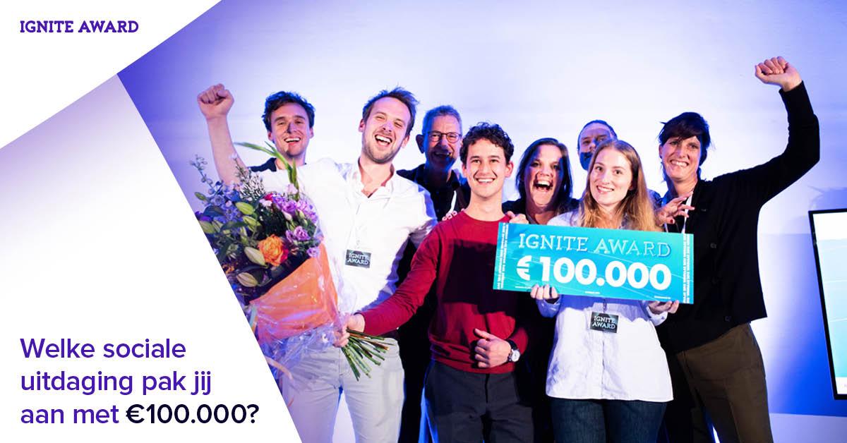 Sociaal ondernemers uit Oost-Nederland maken kans op investering van €100.000