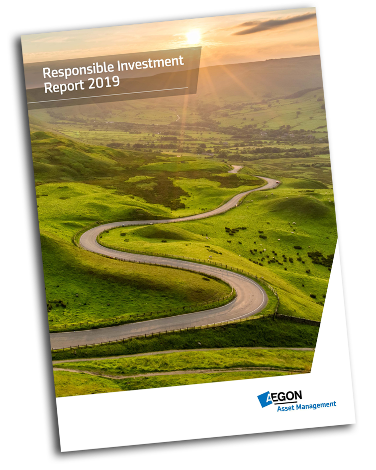 Aegon Asset Management publishes Responsible Investment Report 2019