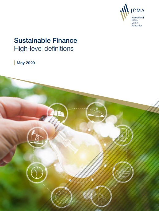 ICMA issues high-level definitions for sustainable finance