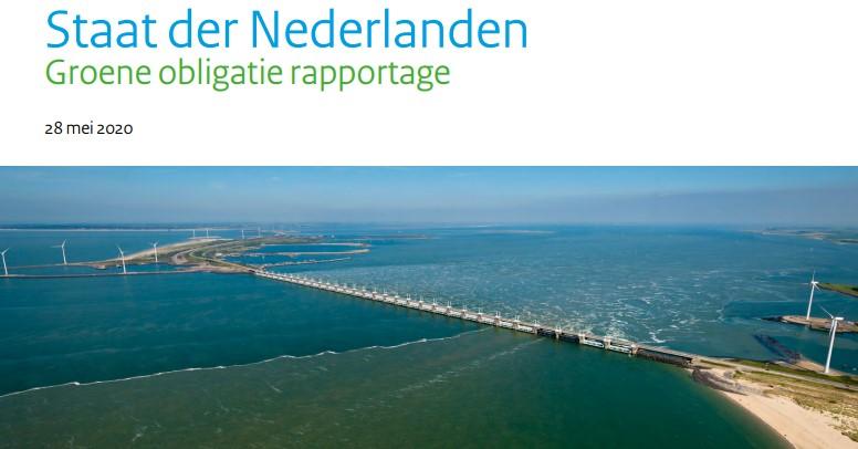 Eerste Nederlandse groene staatsobligatie bespaart tot nu toe 6,8 megaton CO₂