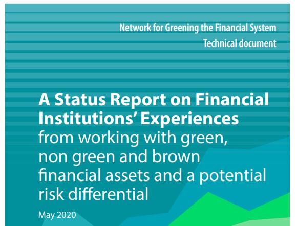 NGFS biedt centrale banken en toezichthouders handvatten voor een betere beheersing van klimaat- en milieurisico's
