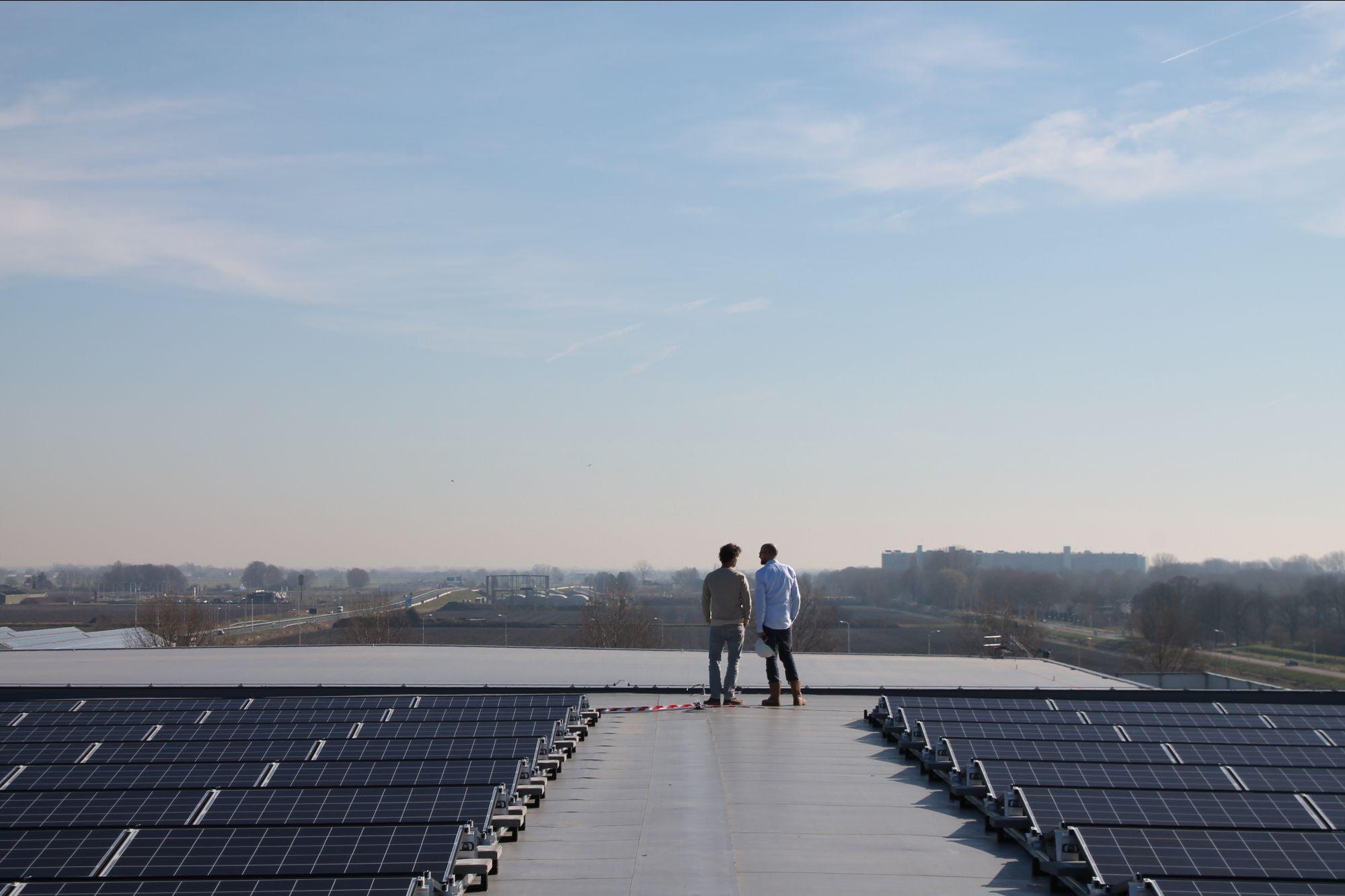 Betere financiering beschikbaar voor middelgrote zonprojecten