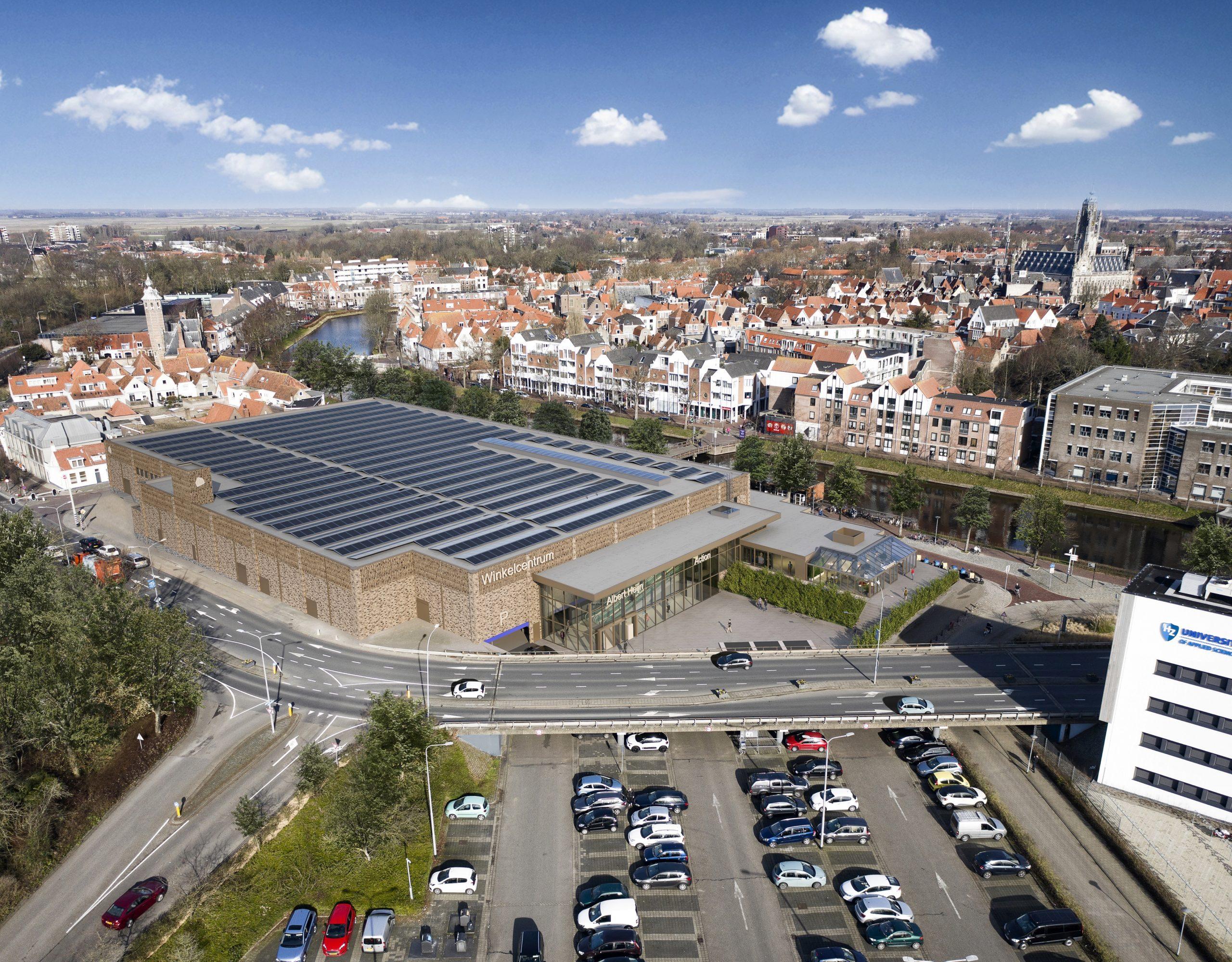 a.s.r. real estate zet ook met Jumbo en Action in op zonne-energie