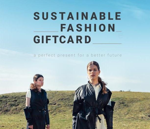 Succesvolle start Sustainable Fashion Gift Card met geslaagde crowdfunding