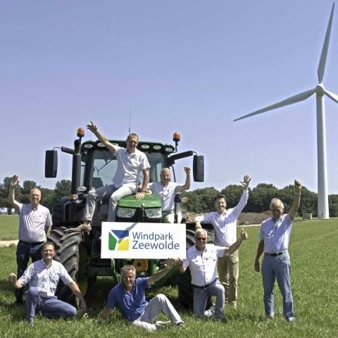 Vestas, Rabobank en Windpark Zeewolde slaan handen ineen voor grootste onshore windproject van Nederland
