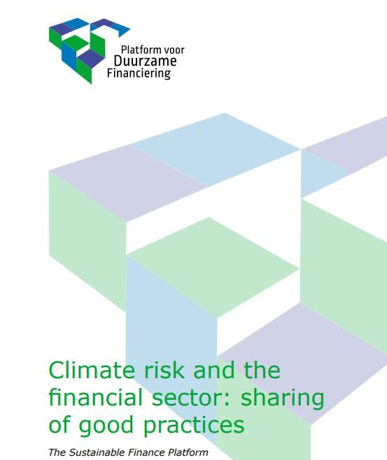 """Werkgroep Klimaatrisico: """"bespreek als financiële instelling klimaatrisico's met klanten"""""""