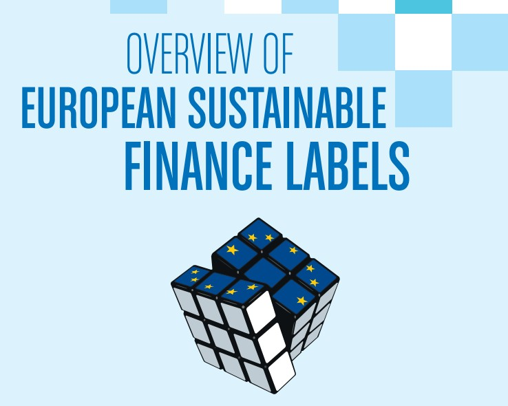 Study gives an overview of European Sustainable finance labels