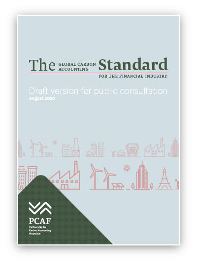 First global standard drives financial institutions to measure and track the climate impact of their lending and investment portfolios