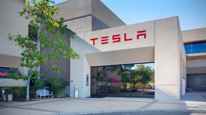 Aandelen Tesla blijven maar stijgen