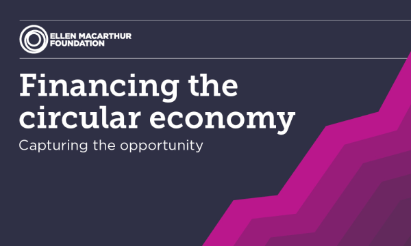 Leading investment managers and banks back the circular economy