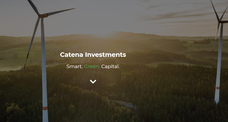 Catena Investments kondigt green bond emissie van First Green Capital aan op het handelsplatform van Nxchange