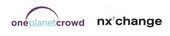 Nxchange en OnePlanetCrowd bouwen samen aan een duurzame beurs voor de toekomst