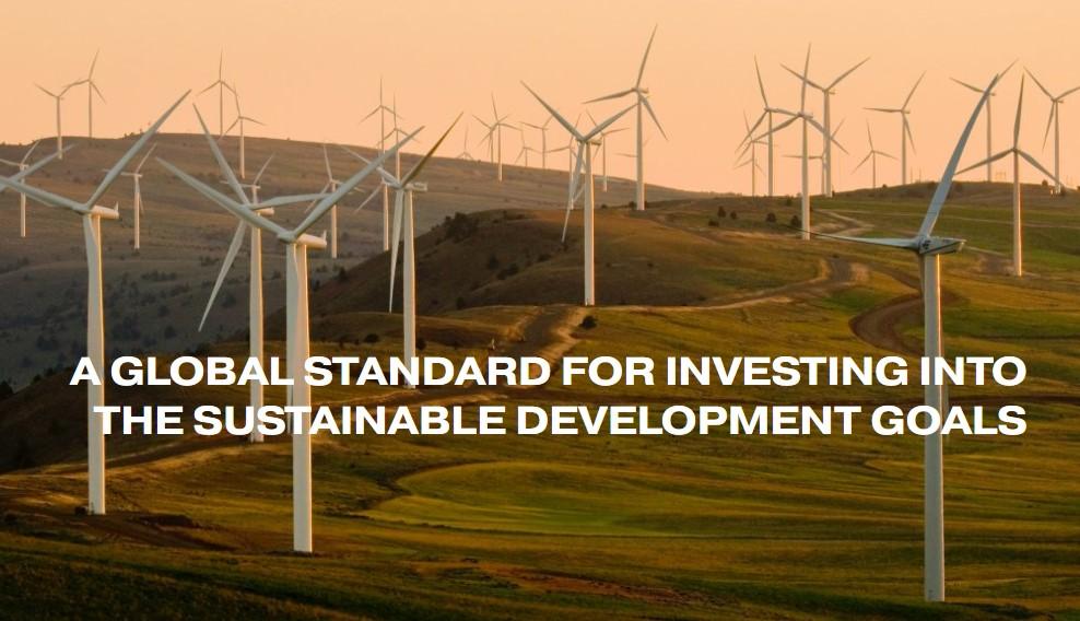 """""""Beleggers dragen samen bij aan Duurzame Ontwikkelings doelen"""""""