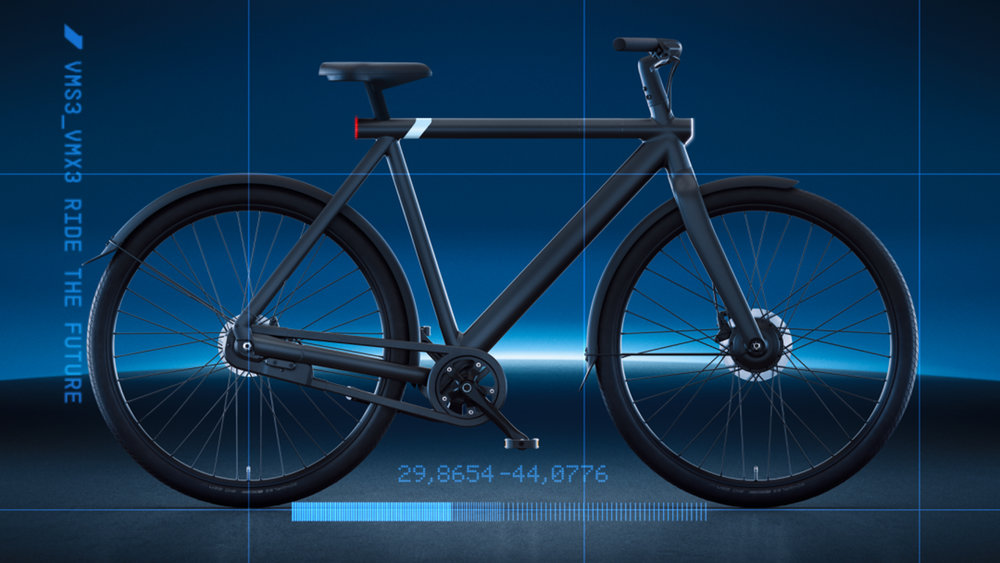 VanMoof haalt $40m op om wereldwijd verder in te spelen op de massale vraag naar e-bikes