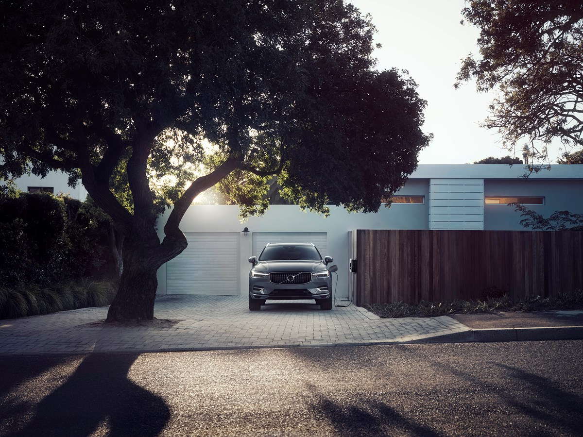 Volvo Cars paves the way for attractive funding with Green Finance Framework