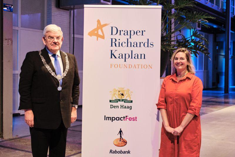Impact investeerder DRK Foundation vestigt Europees hoofdkantoor in Den Haag
