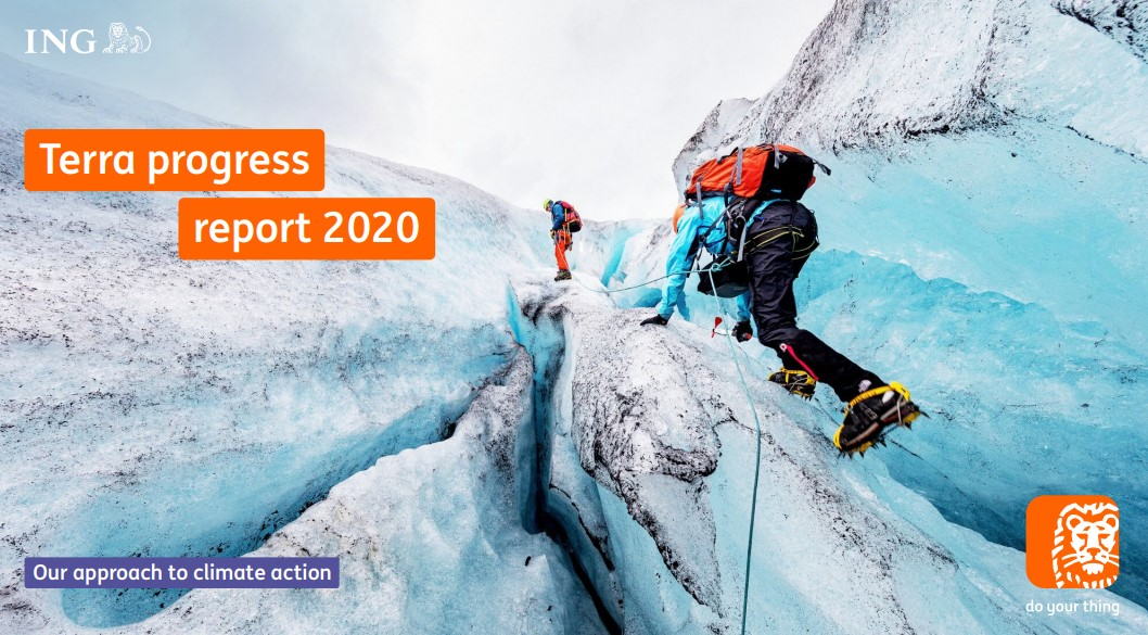 ING publishes second progress report on climate alignment