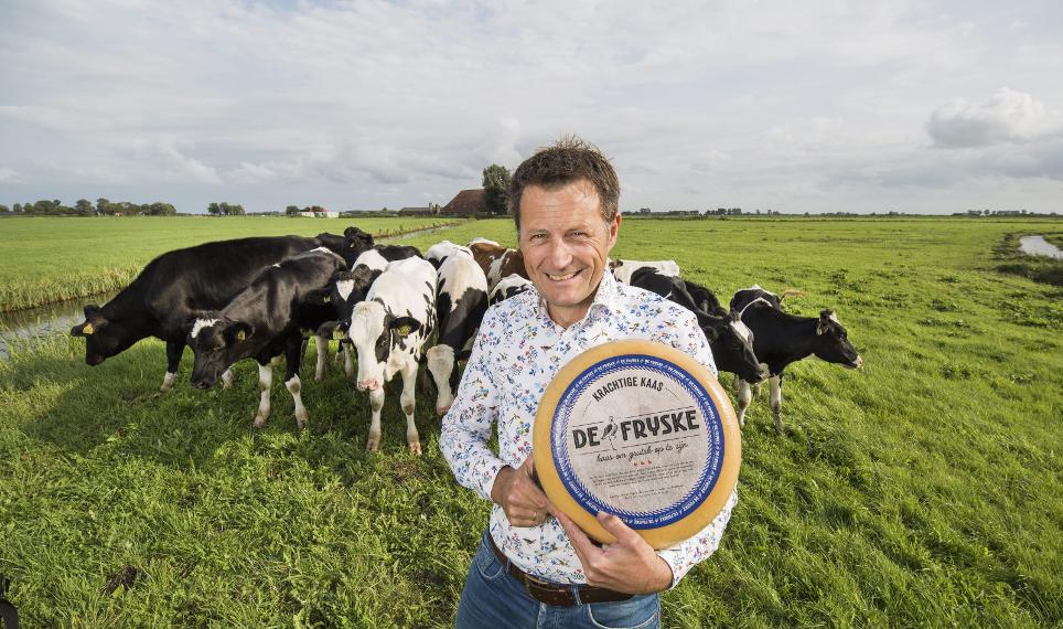 Kaasmaker zet zich in voor weidevogels in het Friese landschap en haalt binnen een week meer dan een ton op met crowdfunding