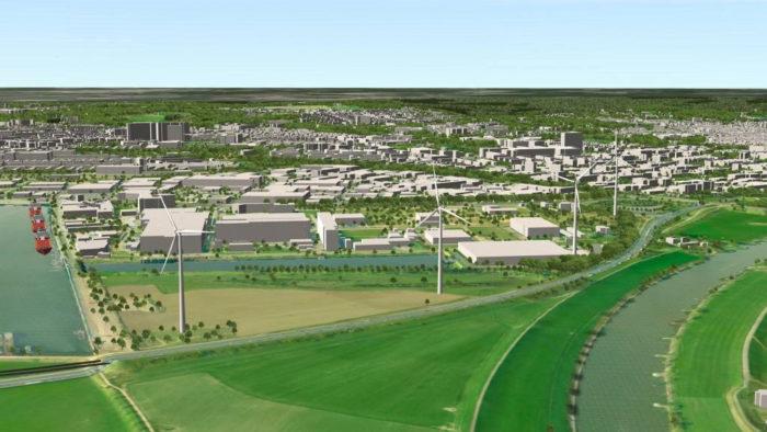 Arnhems windpark kan (mede) dankzij financiële steun van inwoners starten met bouw