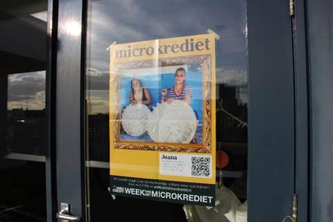 Grootste fototentoonstelling van Nederland over microkrediet