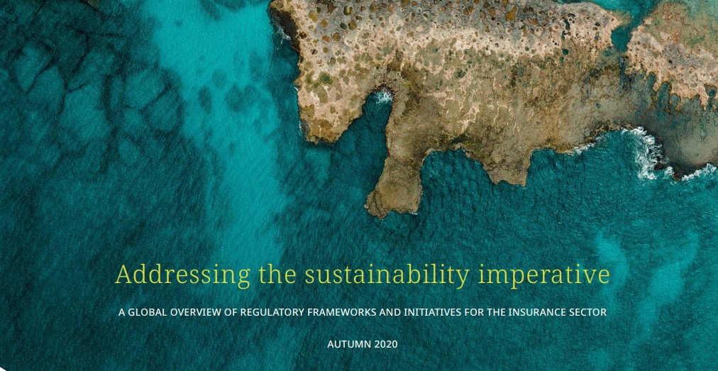 DLA Piper published global report on sustainability for the insurance industry