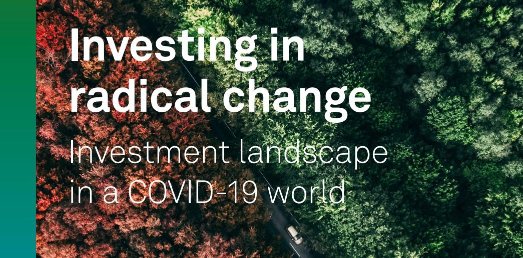 Triodos Investment Management brengt visiepaper uit over het investeringslandschap in een (post-)COVID-19-wereld