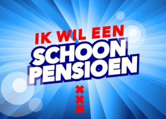 Amsterdamse ambtenaren eisen een 'schoon' pensioen