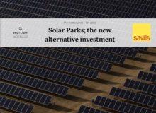 Nederlandse zonneparken in toenemende mate gezien als alternatieve beleggingscategorie