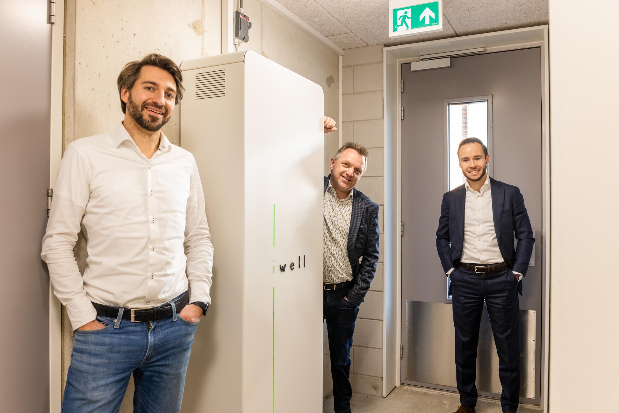 ASR Dutch Core Residential Fund slaat duurzame energie op via batterijen voor woningportefeuille
