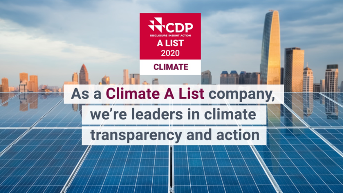 ING is still a climate action leader, CDP says