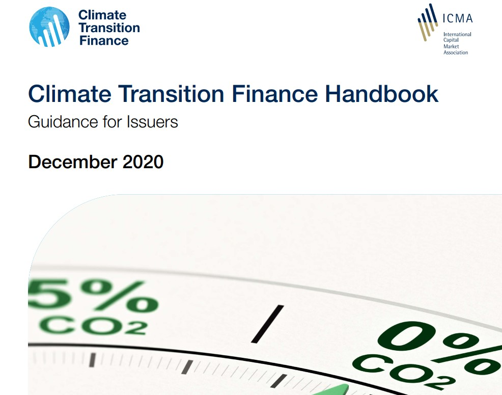 Green & Social Bond Principles launch new guidelines on climate transition finance
