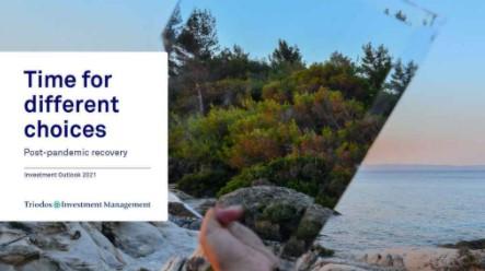 Triodos Investment Management publiceert haar Global Investment Outlook 2021