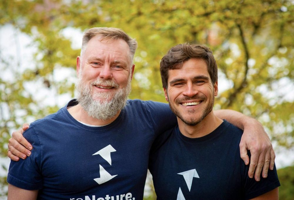 Dutch reNature closes its first seeding round with 4 private impact investors