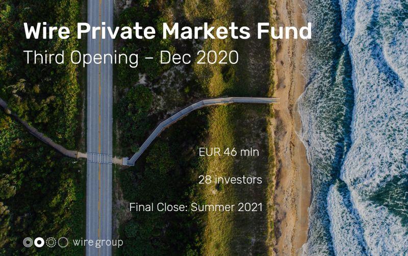 Third opening Wire Private Markets Fund