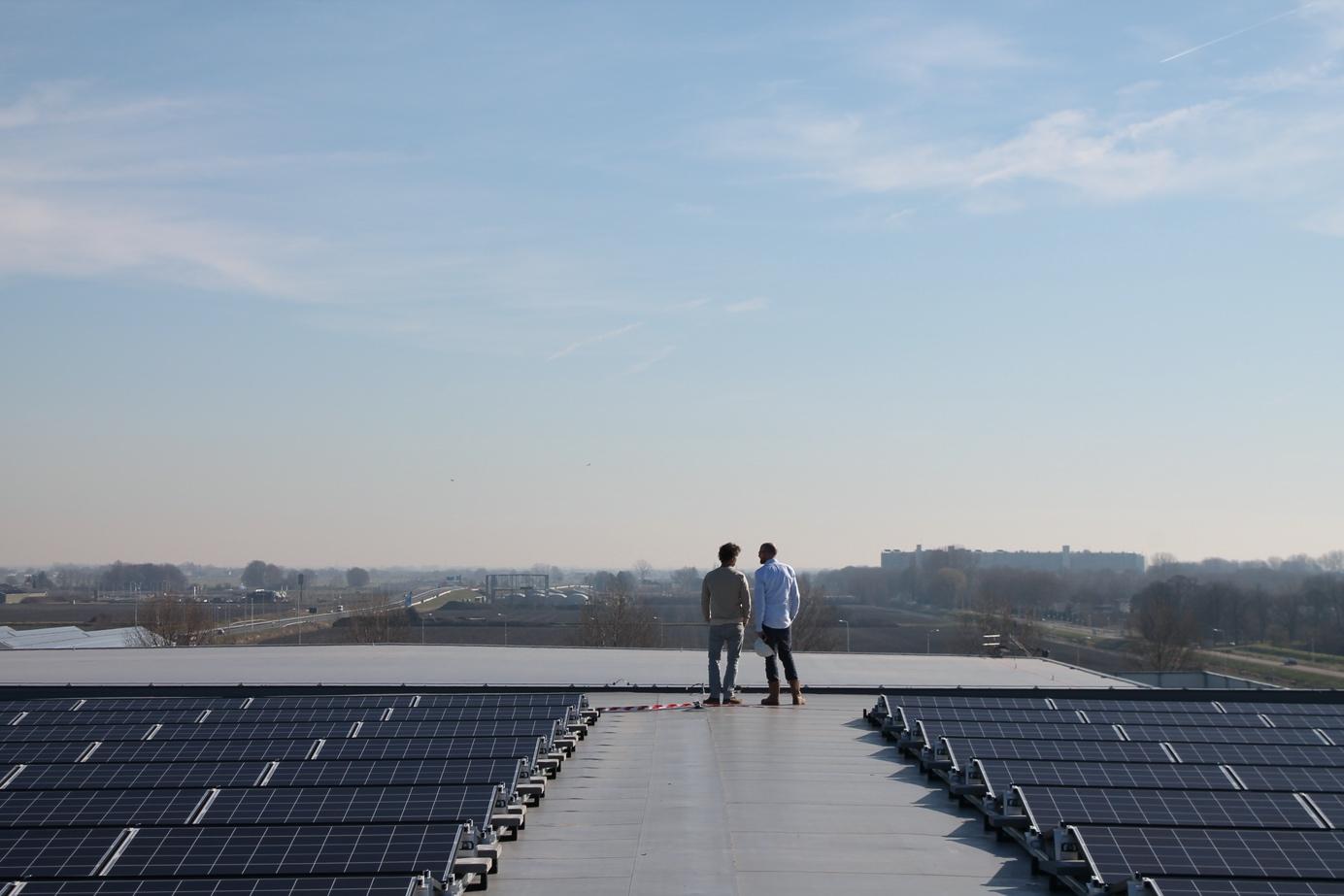 ZonnepanelenDelen maakt van zonne-energie een beleggingscategorie