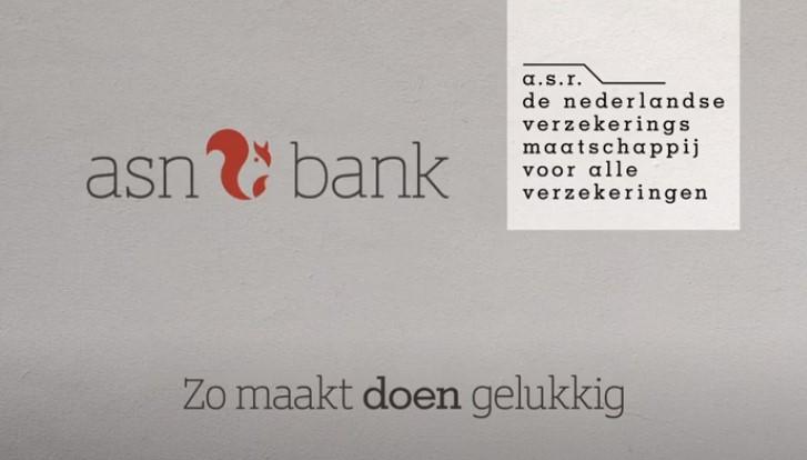 ASN Bank en a.s.r gaan samenwerken om schadeverzekeringsmarkt verder te verduurzamen