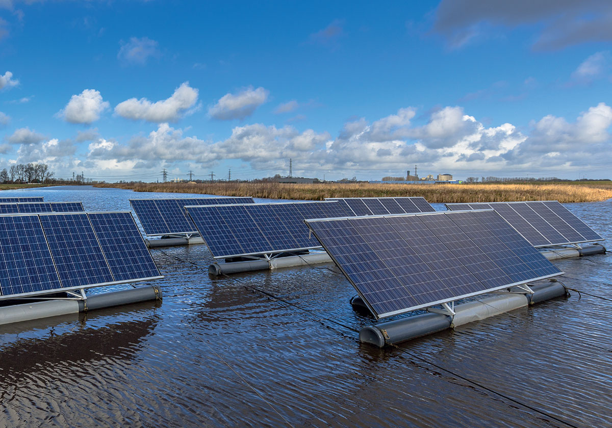 Nederlandse Waterschapsbank richt NWB Waterinnovatiefonds op voor duurzaamheidsprojecten