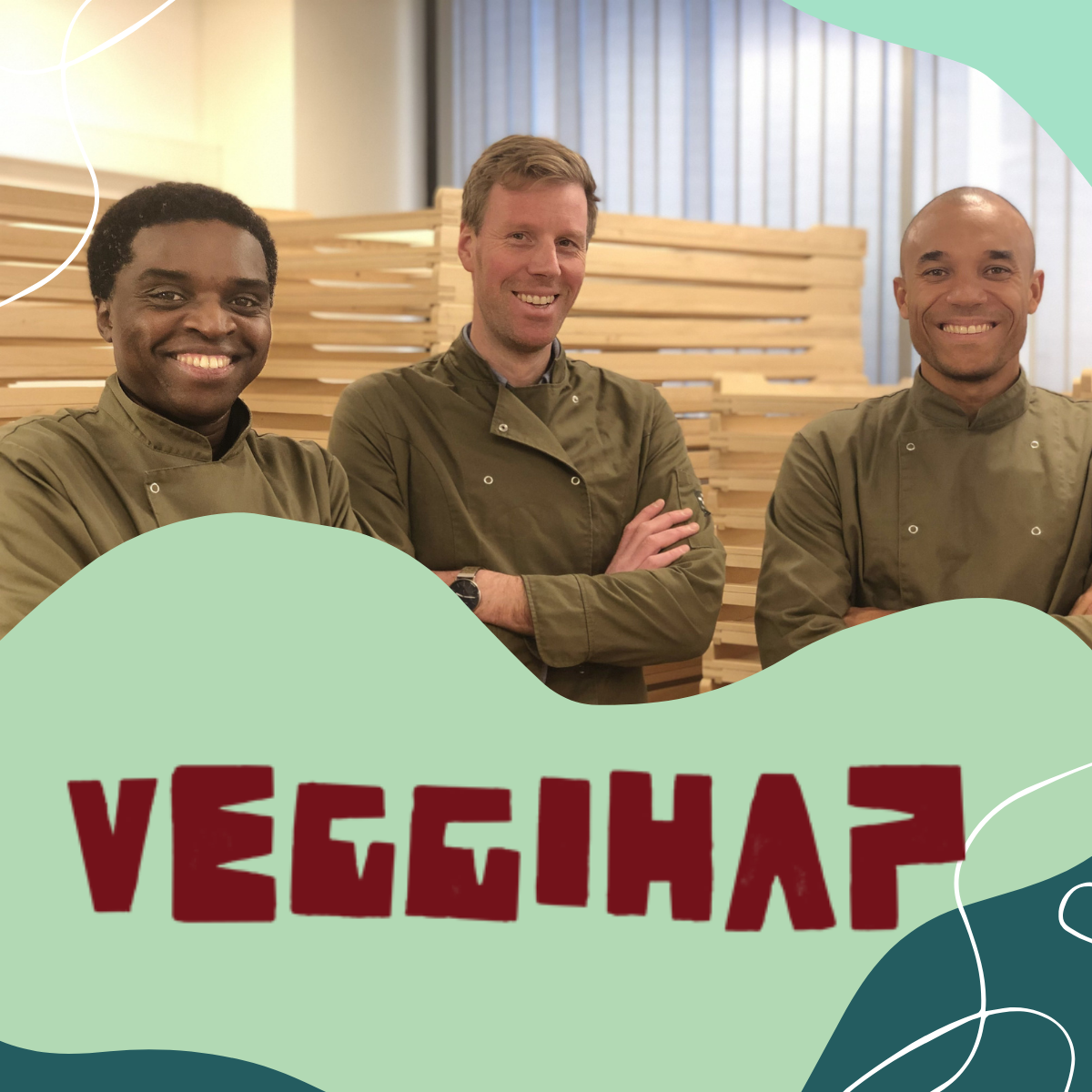 VeggieHap: groentepasta met meer dan 50% groente start crowdfunding