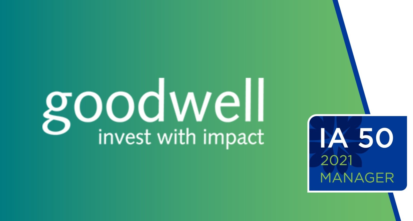 Goodwell Investments selected for ImpactAssets 50 2021