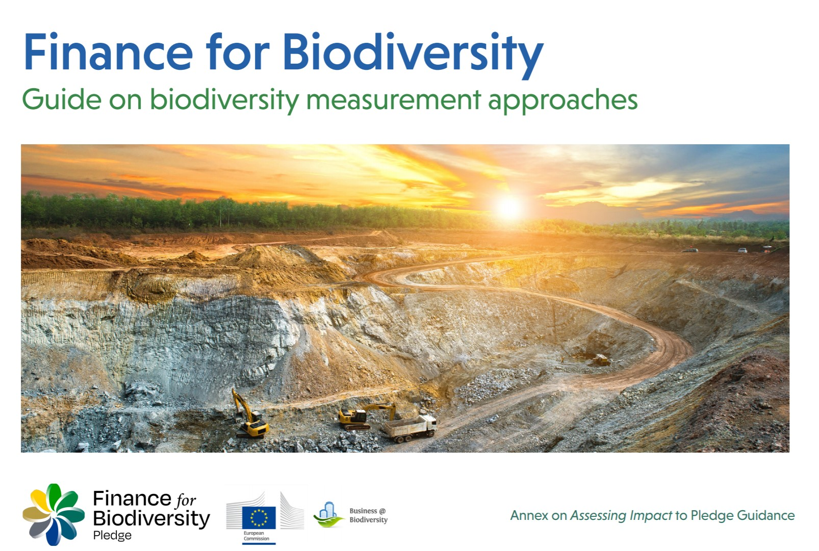 Finance for Biodiversity Pledge signatories launch comprehensive guide on various approaches to measuring biodiversity