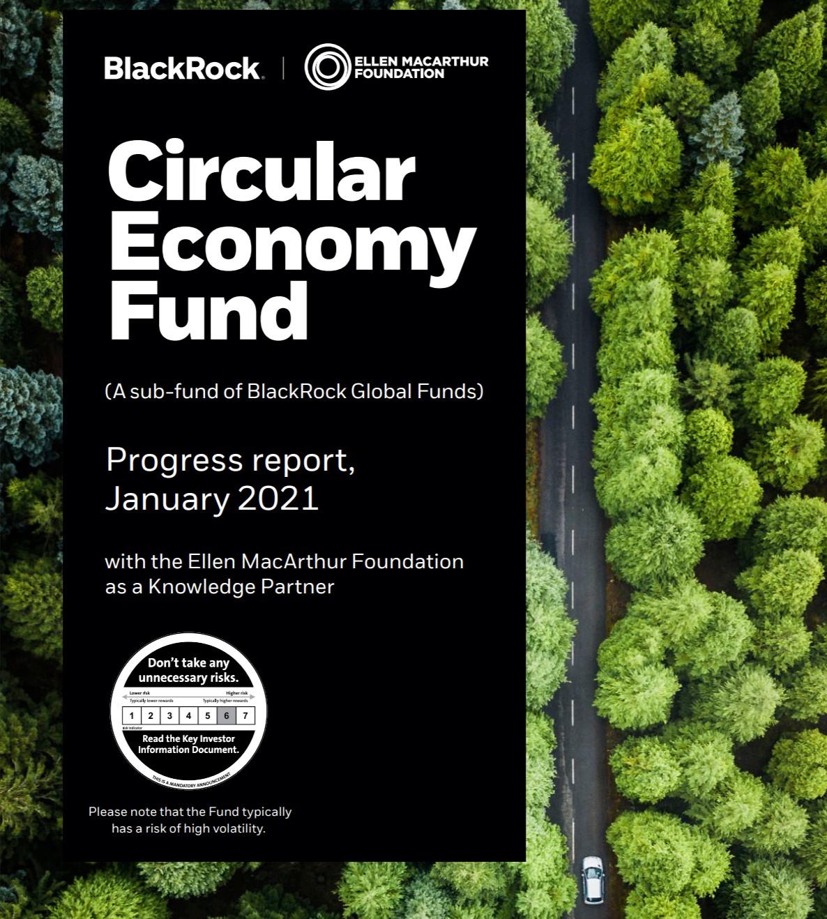 BlackRock: Deze vier sectoren helpen de kringloopeconomie in 2021