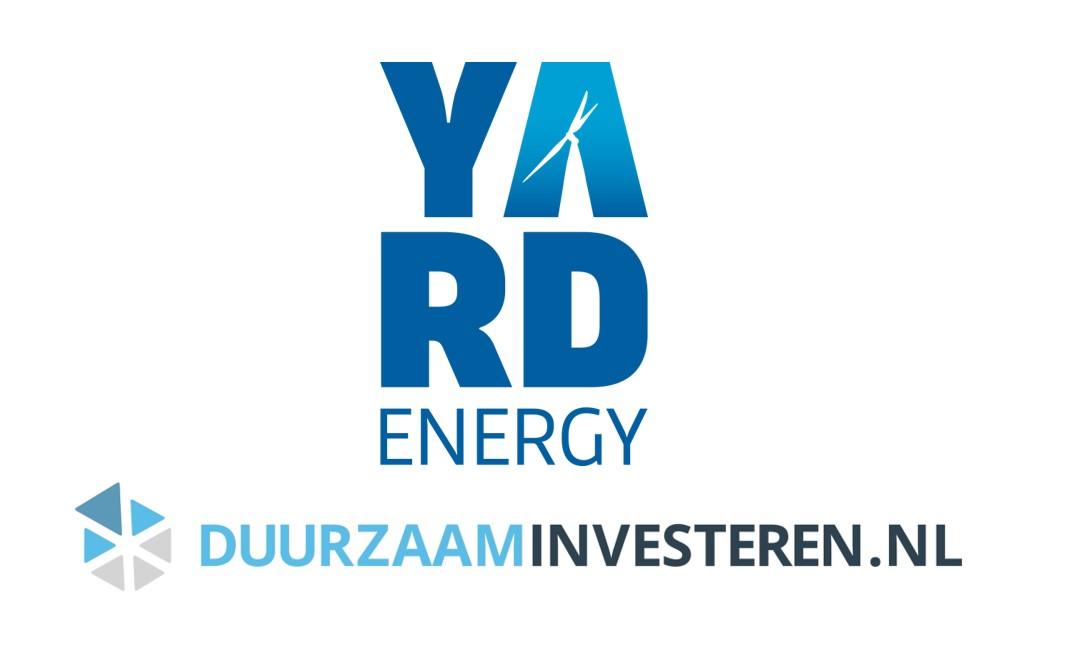 YARD ENERGY neemt meerderheidsbelang in investeringsplatform Duurzaaminvesteren.nl