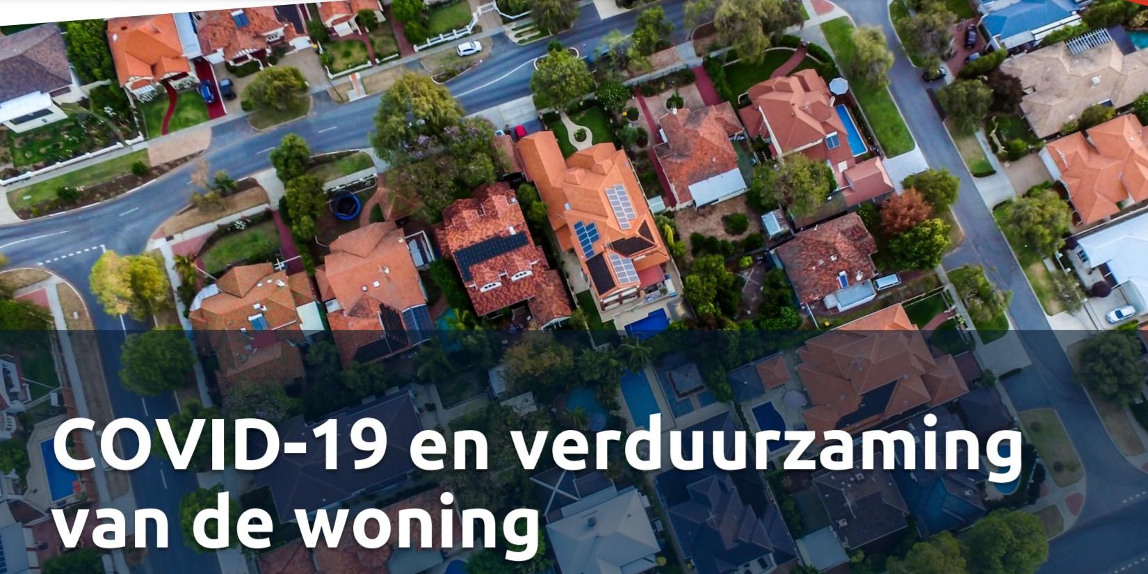 Meer Nederlanders verduurzamen hun woning tijdens lockdown