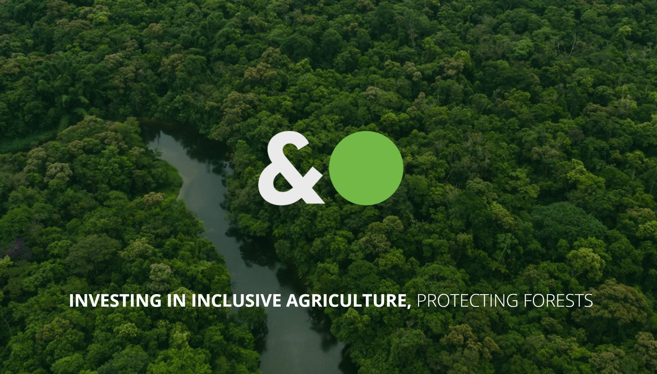 &Green Fund secures long-term funding from FMO to scale up the sustainable transformation of tropical commodity supply chains