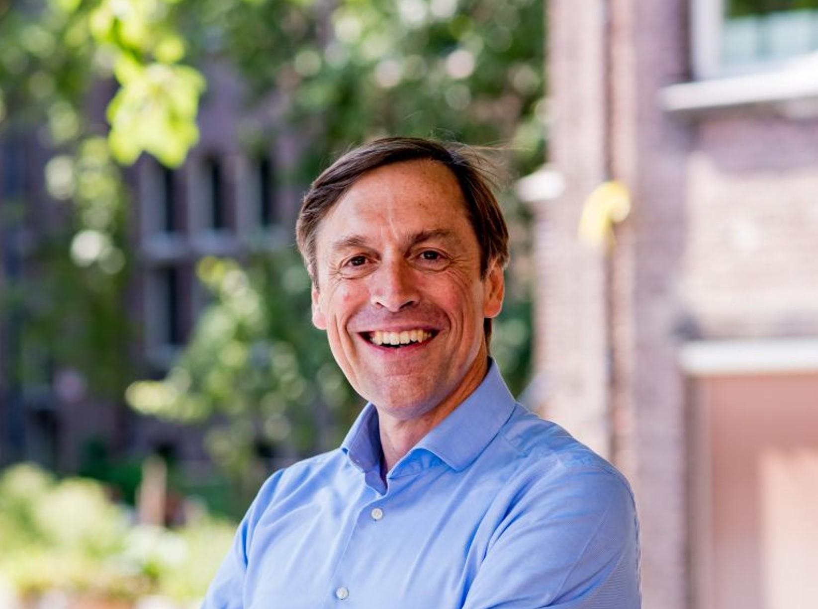 Jeroen Rijpkema nominated as Chief Executive Officer Triodos Bank