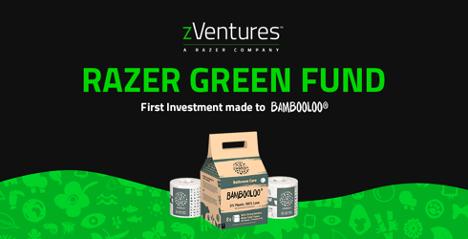 Razer richt 'Razer Green Fund' op voor duurzame startups