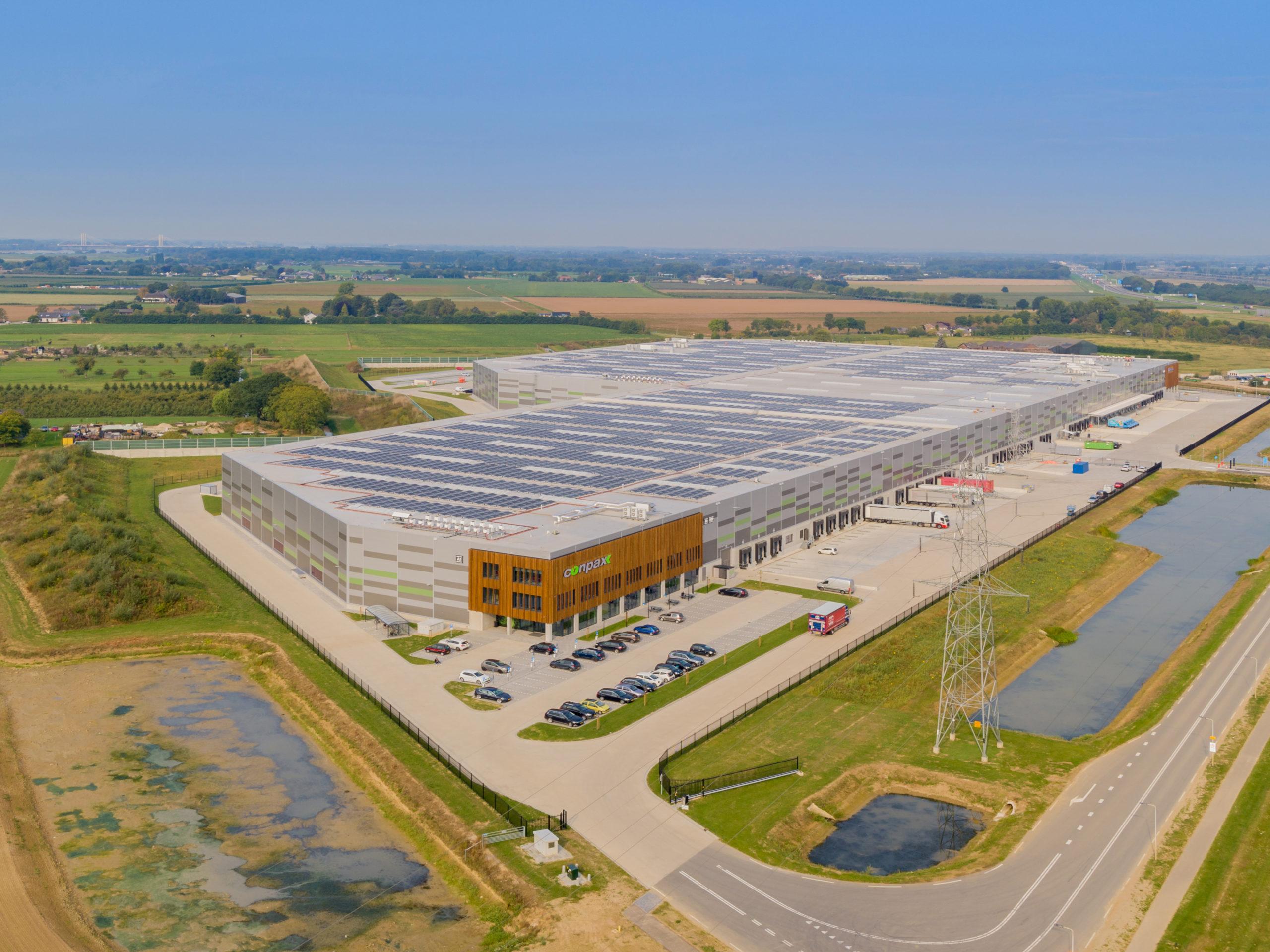 VGP NV geeft met succes eerste Groene Obligatie uit van EUR 600 miljoen