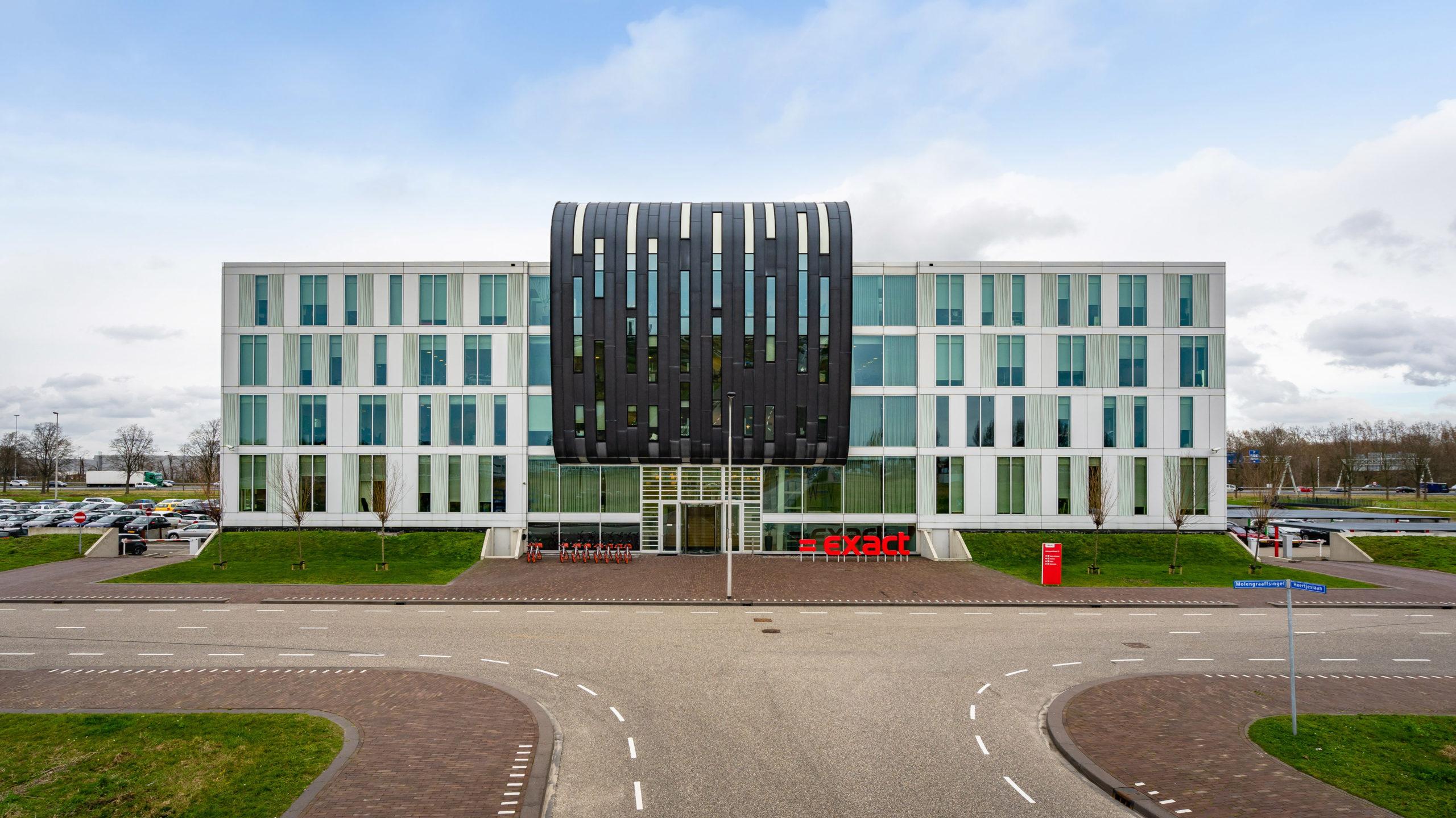 Exact en ASR Dutch Science Park Fund verlengen huurovereenkomst en komen green lease overeen